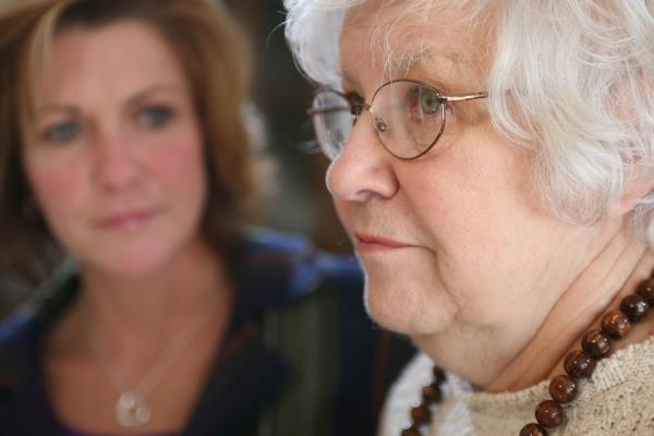 Family Caregiver in Crisis